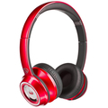 Monster NCredible NTune Candy Red